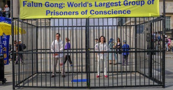 Mỹ có thể cấm quan chức Trung Quốc bức hại Pháp Luân Công nhập cảnh