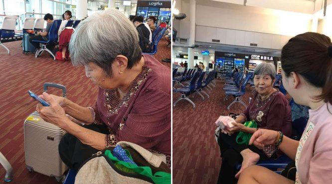 Trốn con cháu, cụ già 76 tuổi du lịch bụi sang Thái Lan cho khỏi phí đời -H1