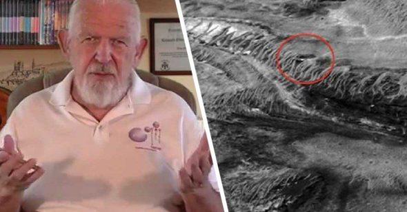 Điệp viên ngoại cảm Mỹ tiết lộ nơi ở của người ngoài hành tinh trên Trái Đất