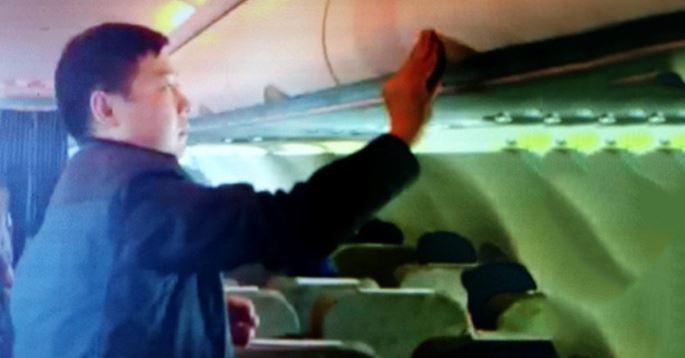 Liên tiếp phát hiện hành khách Trung Quốc ăn trộm trên máy bay Vietnam Airlines