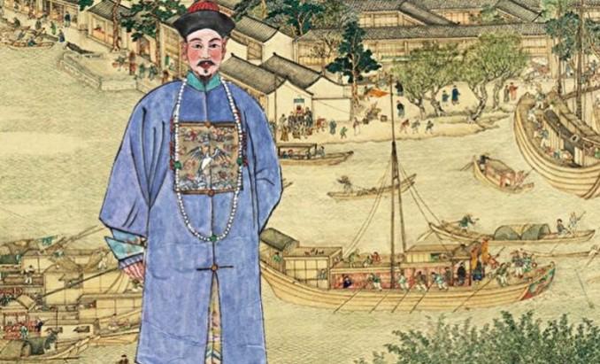 Tướng quân áo giáp vàng đầu thai làm con của vị tú tài thời Minh - 3