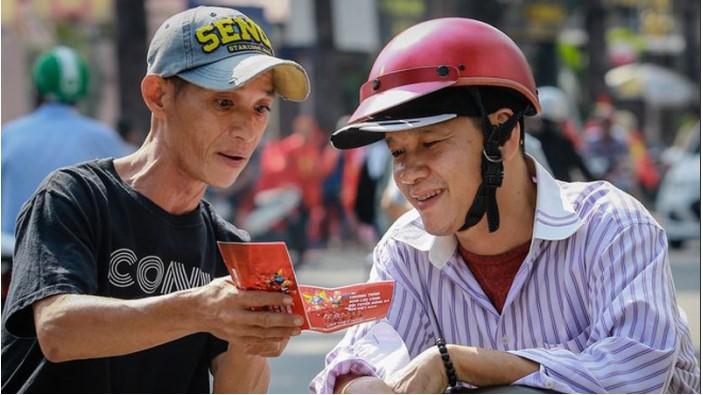 2 triệu đồng/cặp vé chợ đen cho trận U23 VN - U23 Myanmar h1