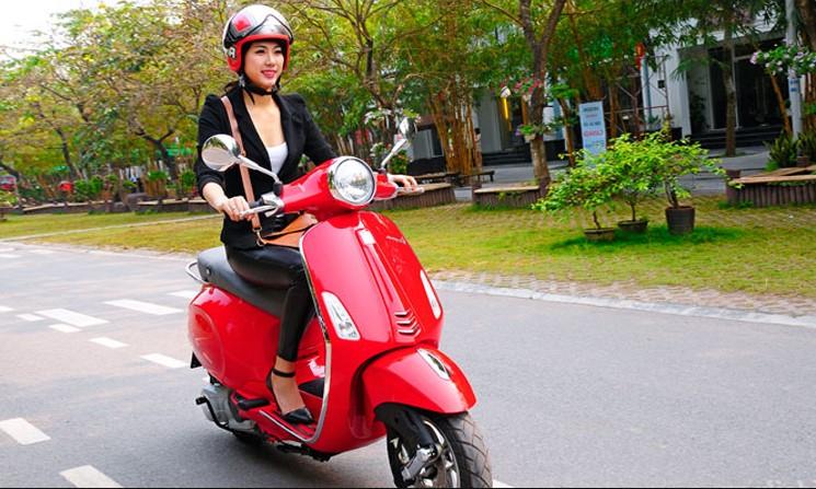 Nghiên cứu khoa học tại Mỹ: Chạy xe máy giúp giảm căng thẳng?