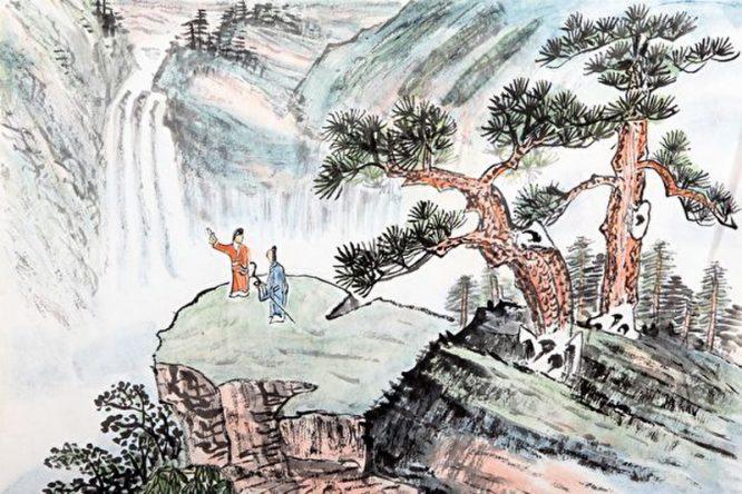 """""""Liêu trai chí dị"""": Câu chuyện chuyển sinh đầy huyền bí của tác giả Bồ Tùng Linh - H3"""