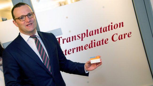 """Dự luật của Đức: Công dân được xem là """"tự động"""" hiến tạng nếu không từ chối - H1"""