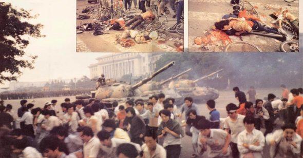 """""""Đêm đen tháng Sáu"""": Bộ phim tái hiện những thời khắc kinh hoàng trong cuộc thảm sát Thiên An Môn"""