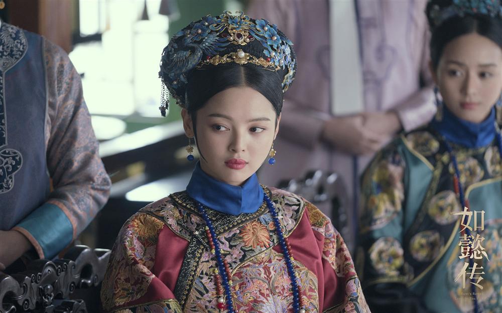 """ĐCSTQ cho rằng phim cổ trang dễ dẫn dắt người trẻ tuổi Trung Quốc bị kích động vào """"con đường sai trái"""". (Ảnh trong phim Hậu cung Như Ý truyện)"""