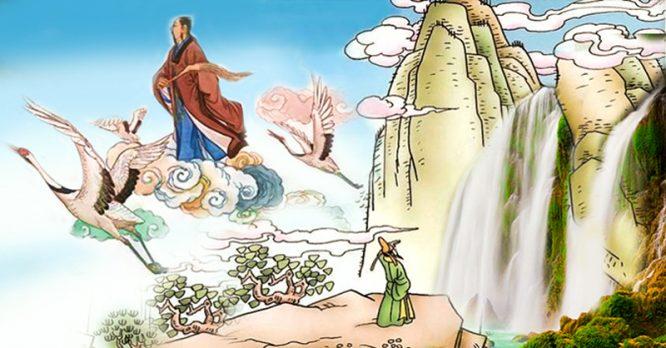 Lã Động Tân giúp hiếu tử thành thần y, lưu lại đạo làm người cho nhân thế - H1