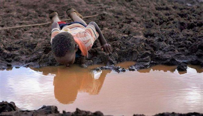 5 tỷ người sẽ phải đối mặt với tình trạng thiếu nước vào năm 2050.1