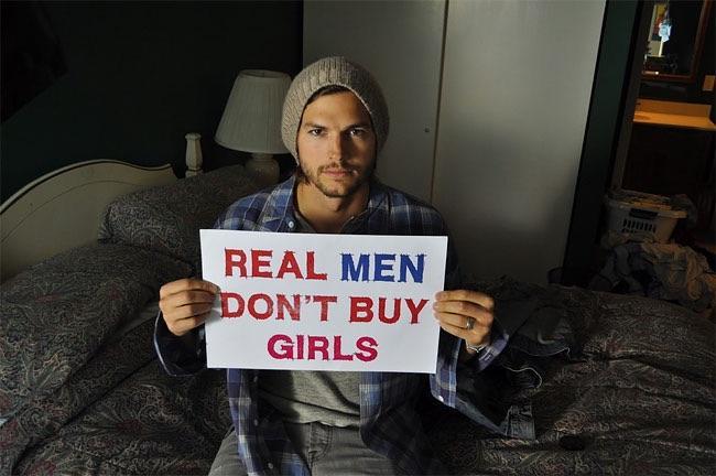 Sao Hollywood Ashton Kutcher hy sinh sự nghiệp để giải cứu hàng ngàn trẻ em bị lạm dụng tình dục - H5