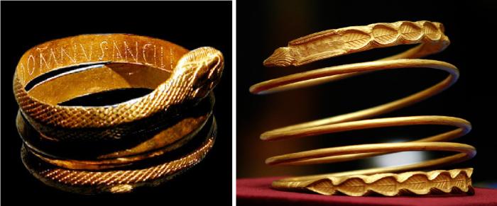 Trang sức bằng vàng - Món đồ thể hiện đẳng cấp của người La Mã cổ đại.9