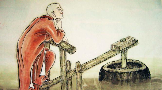 Bị hãm hại thê thảm mà không rên một tiếng, tâm đại nhẫn khiến ông lưu danh thiên cổ.1