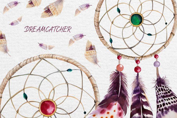 Dreamcatcher - Truyền thuyết về lưới bắt giữ giấc mơ - ảnh 1