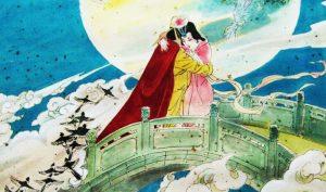 Đường Huyền Tông nhờ đạo sĩ tìm hồn phách của Dương Quý Phi