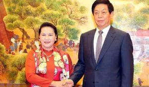 TQ muốn hợp tác với Việt Nam trong lĩnh vực đường sắt kết nối Việt – Trung – Châu Âu