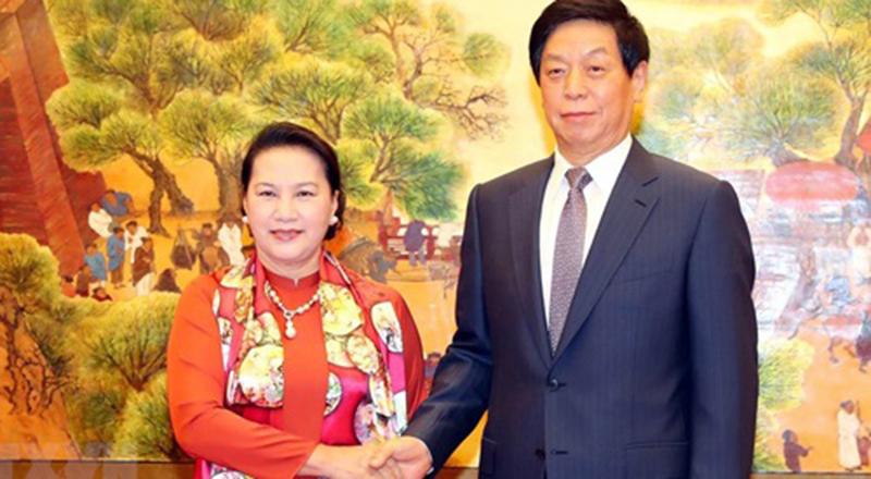 TQ muốn hợp tác với Việt Nam trong lĩnh vực đường sắt kết nối Việt - Trung - Châu Âu