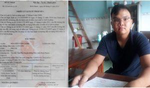 Đang học tại TP.HCM, sinh viên bỗng nhận 'án tù' ở… Quảng Ninh