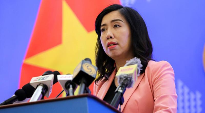 Việt Nam chính thức xác nhận Trung Quốc 'vi phạm vùng đặc quyền kinh tế'