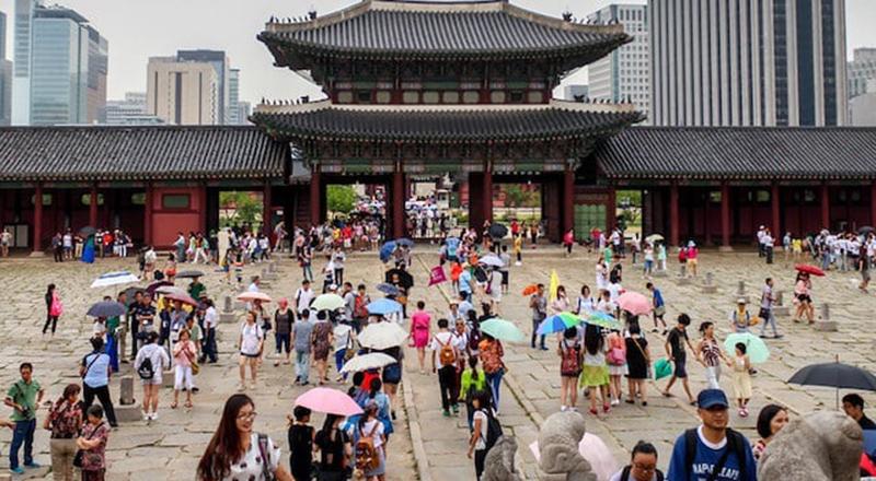 Khách du lịch tại Hàn Quốc (Ảnh qua Flickr)