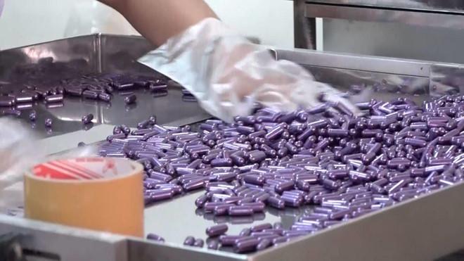 Số thuốc, thực phẩm chức năng giả bị thu giữ có giá trị lên đến hàng tỷ đồng.
