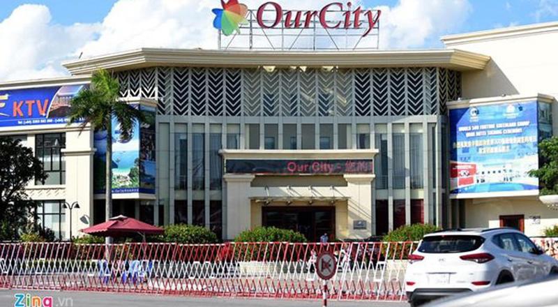 Hải Phòng triệt phá đường dây đánh bạc quốc tế cực lớn trong khu đô thị Our City.