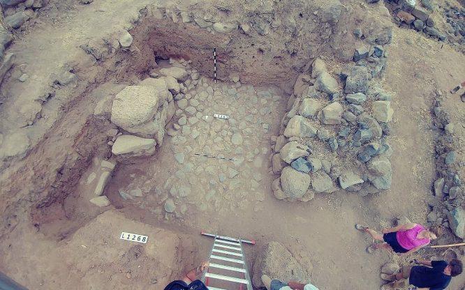 Phát hiện cổng của thành cổ Bethsaida được đề cập trong Kinh Thánh.1