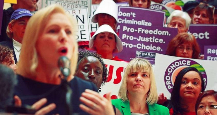 Đảng Dân chủ tranh cử Tổng thống Mỹ năm 2020 đã nói rằng họ sẽ tích cực hỗ trợ và bảo vệ quyền nạo phá thai bằng mọi giá