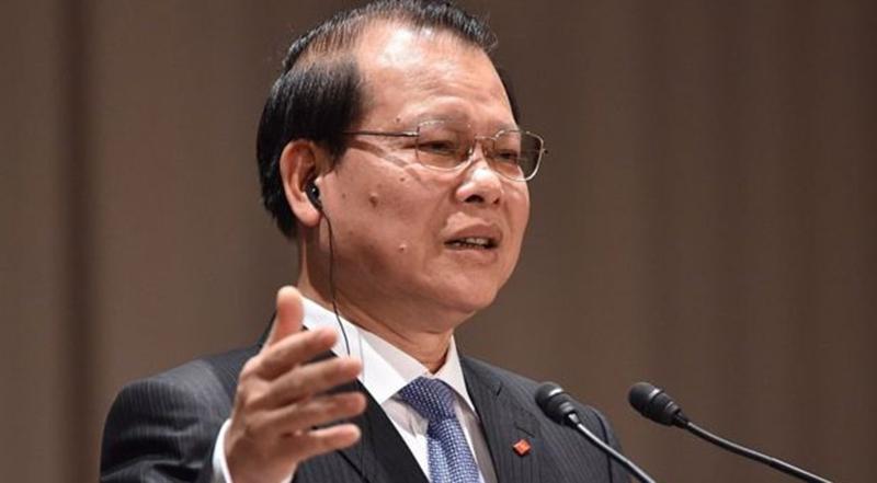 Nguyên phó thủ tướng Chính phủ Võ Văn Ninh
