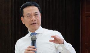 Bộ trưởng TTTT: Việt Nam 'nên làm mạng xã hội, công cụ tìm kiếm thay Facebook, Google'