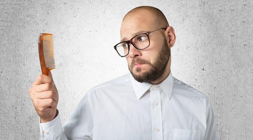 Các nhà khoa học đã nghiên cứu thành công phương pháp trị hói đầu. (Ảnh qua Daily Mail)