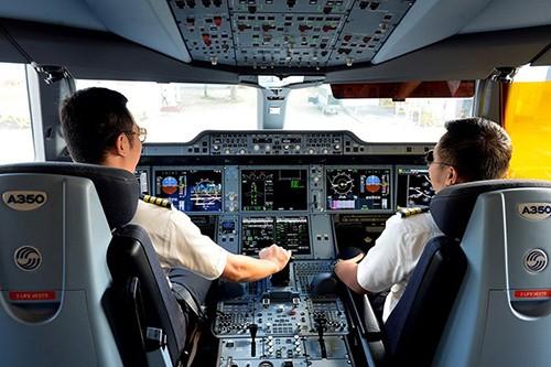 Vingroup sẽ tuyển sinh và đào tạo phi công ngay trong tháng 8/2019.