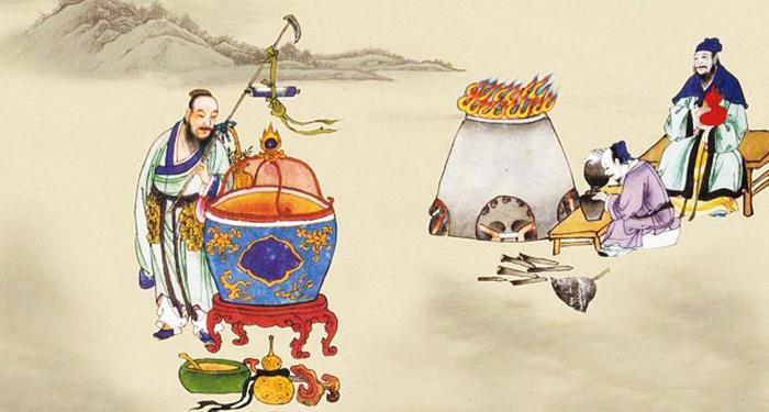 Thuật luyện đan thời cổ đại vô cùng xảo diệu, khoa học vĩnh viễn cũng không thể lý giải cho rõ được.