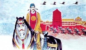 Nếu như muốn thiên hạ yên ổn, bậc đế vương tự thân phải đoan chính, ngăn chặn những mê hoặc của dục vọng, thanh sắc.