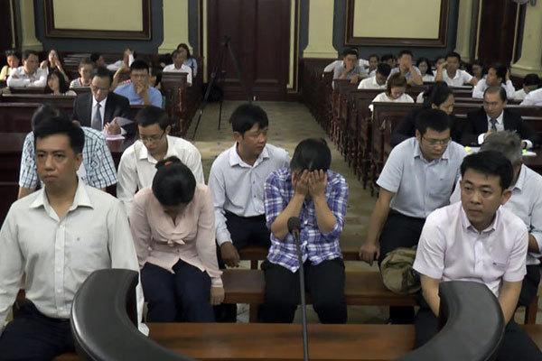 Ông Nguyễn Minh Hùng và các đồng phạm sẽ đối mặt với mức án cao nhất