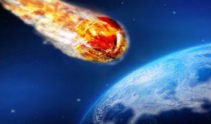 Thiên thạch 55 triệu tấn có nguy cơ đâm vào Trái đất cuối năm nay