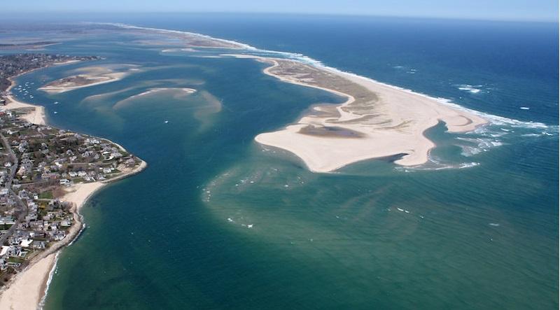 Phát hiện túi nước ngọt siêu khổng lồ dưới đáy biển ở bờ đông bắc nước Mỹ. (Ảnh: SCIENCE DAILY)