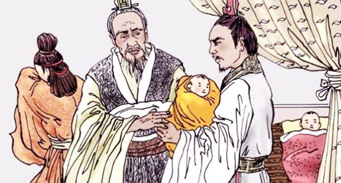Chuyện về chữ tín: Vì một lời hứa mà sẵn sàng cho đi cả con của mình.2