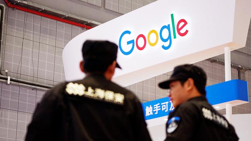 """Google đang là công cụ để ĐCSTQ """"vùi dập"""" cuộc biểu tình phản đối """"Luật dẫn độ"""" ở Hồng Kông."""