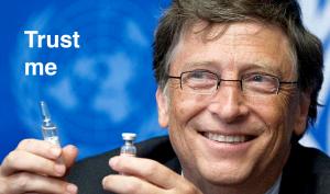 Vì sao tỷ phú Bill Gates từ chối tiêm vắc-xin cho con?