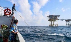Tin biển Đông: Cảnh sát biển Việt Nam đối đầu với Trung Quốc