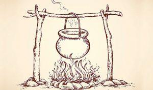 """Theo sách cổ """"Phổ tế phương"""", mặc dù cháo là thức ăn đơn giản được nấu từ gạo, nhưng lại như một nguồn sống, chiếm một nửa công dụng trị bệnh khi dùng thuốc."""