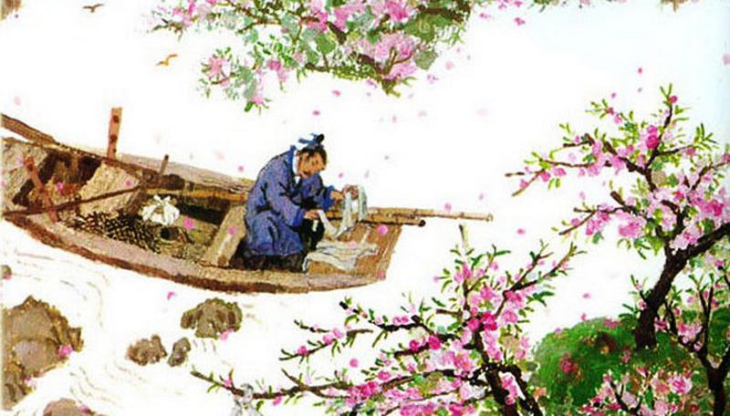 """Đào Uyên Minh là """"thi nhân điền viên"""" nổi tiếng nhất trong lịch sử Trung Quốc."""