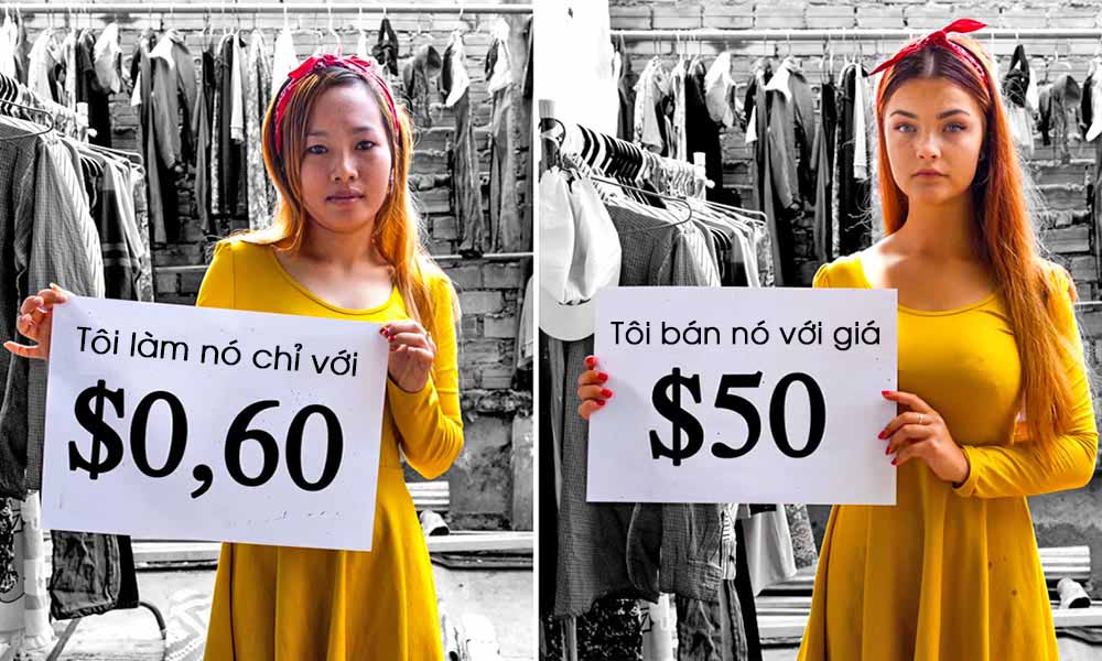 Sự thật đằng sau ngành công nghiệp thời trang: Ô nhiễm và vi phạm nhân quyền nặng nề - ảnh 1