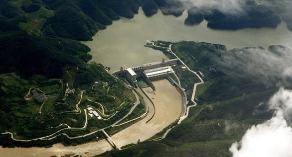 Đập Cảnh Hồng ở tỉnh Vân Nam, Trung Quốc