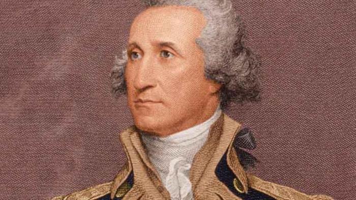 Tổng thống đầu tiên của Hoa Kỳ, George Washington. (Ảnh: Wikipedia)