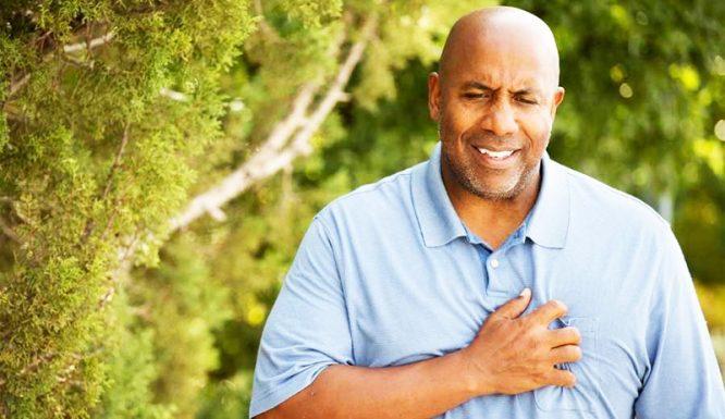 Trái tim không khỏe thân thể sẽ có 2 đau 2 tím, nhất quyết không thể lơ là.1