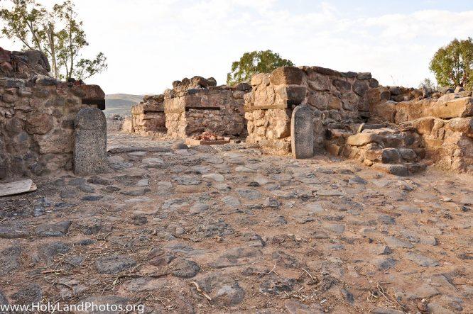 Phát hiện cổng của thành cổ Bethsaida được đề cập trong Kinh Thánh.2