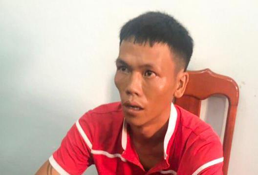 Nguyễn Quý - hung thủ đã đánh cháu Linh