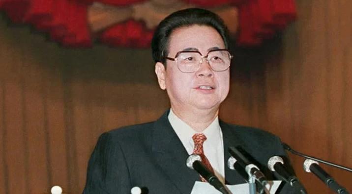 Cựu Thủ tướng Trung Quốc Lý Bằng (Ảnh qua Confirmado.net)