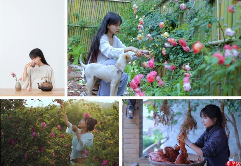 Lý Tử Thất hé lộ cuộc sống thực sau những hình đẹp như tiên cảnh - ảnh 10